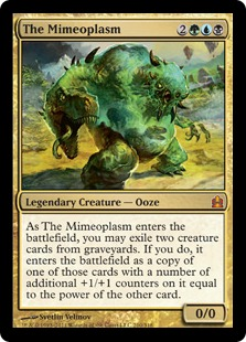 Competitive] Mimeoplasm Combo - Multiplayer Commander
