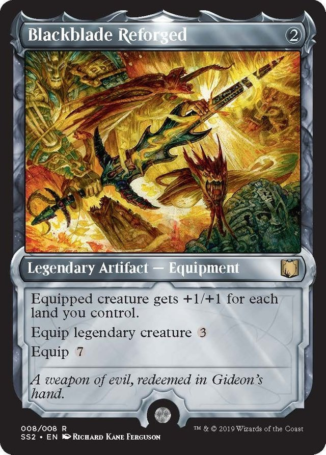 REST IN PEACE Signature Spellbook Gideon Magic MTG MINT CARD
