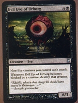 TS] Inquest: Evil Eye of Urborg, Bogardan Hellkite, Riftwing