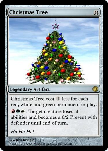 Christmas Cards No Pun Intended Custom Card Creation Magic