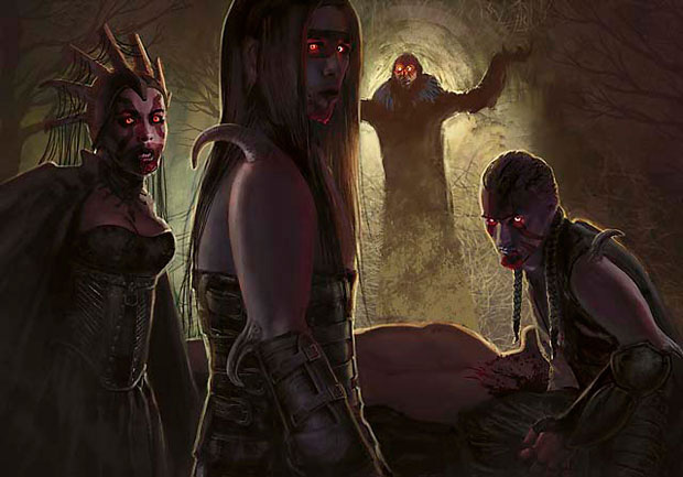 Jason Felix Vampire Art The Rumor Mill Magic Fundamentals Mtg Salvation Forums Mtg Salvation Orzhov vampires is probably one of the toughest matchups against any midrange and control deck due to the fact that it can go wide or go high. jason felix vampire art the rumor