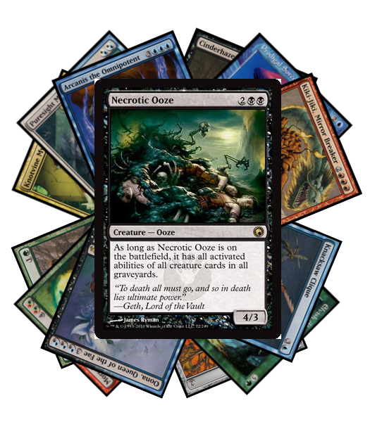Necrotic Ooze Legacy (Infinite Combo) - New Card Discussion