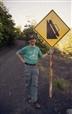 Conguillio_NP_road_sign