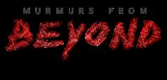 Murmurs from Beyond Logo