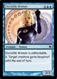Invisible Woman Card