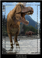 mtg-ymtc-vogonfullart-Tyrannosaurus_Rex_by_Amuseum