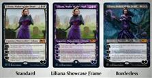 Liliana Waker of the Dead base