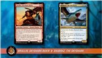 Brallin, Skyshark Rider & Shabraz, the Skyshark