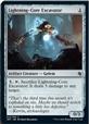Lightning-Core Excavator