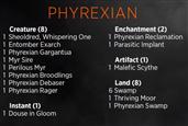 Phyrexia theme