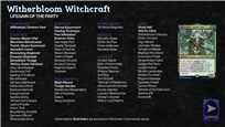 Witherbloom Witchcraft