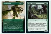 Green Dragon base
