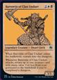 Barrowin of Clan Undurr variant