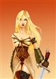 Blonde_Elf_Warrior_by_gameboybunny2