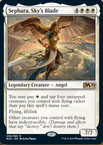 M20 Standard Deck Tech: U/W Fliers   Deathmarked: MTG and Other
