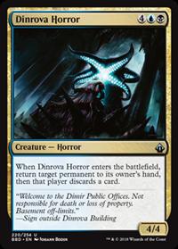 160//254 - Battlebond Uncommon 4 x Slum Reaper