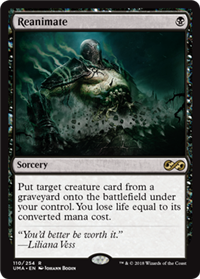 Kaalia, Destroyer of Hope: Stax & Reanimator - Competitive Commander