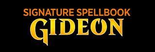 Signature Spellbook: Gideon Logo