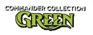 Commander Collection: Green Logo