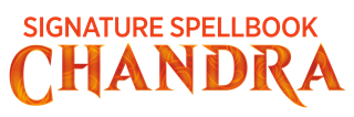Signature Spellbook: Chandra Logo