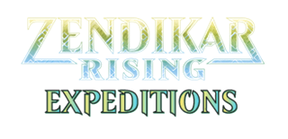 Zendikar Rising Expedition Logo