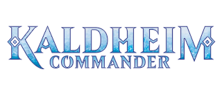 Kaldheim Commander Logo