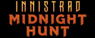 Innistrad: Midnight Hunt Logo